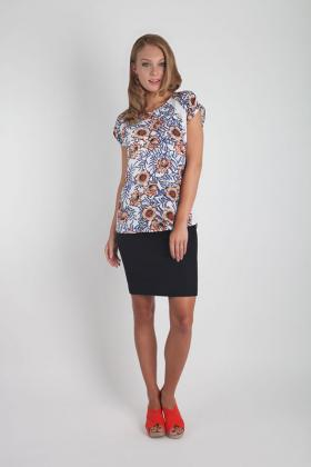 PSU3565  Top  & PSW3566  Skirt